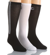 Champion Men's Dyed Crew Socks- 3 Pack CH209