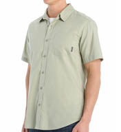 Columbia Thompson Hill Solid Short Sleeve Shirt 1577601