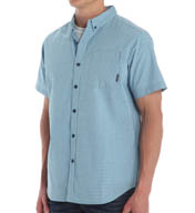 Columbia Rapid Rivers Plaid Short Sleeve Shirt 1577671