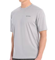 Columbia Tech Trek Performance Short Sleeve Shirt 1586951