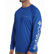 Columbia PFG Terminal Tackle Omni-Wick Long Sleeve Tee FM6094