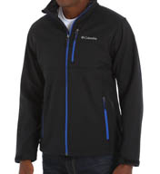 Columbia Ascender Soft Shell Water Resistant Jacket WM6044