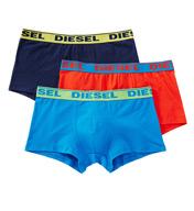 Diesel Fresh & Bright Shawn Threepack Trunks - 3 Pack SB5IGAFN