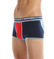 Diesel Hero Color Block Cotton Stretch Trunk SJ54SAIK