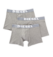 Diesel Sebastian Cotton Stretch Boxer Briefs - 3 Pack SKMNTGA