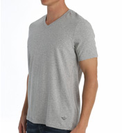 Dockers Basic Cotton Spandex V-Neck - 2 Pack 20010201