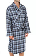 Dockers Flannel Robe D12103