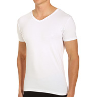 Emporio Armani Essentials Stretch Cotton V-Neck 110810