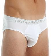 Emporio Armani Pima Cotton Stretch Brief 1108145D