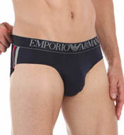 Emporio Armani Fashion Microfiber Brief 110814Z