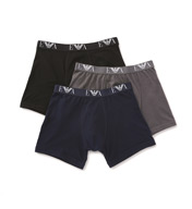 Emporio Armani 100% Cotton Boxer Briefs - 3 Pack 110869B