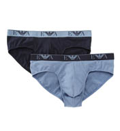 Emporio Armani Stretch Cotton Brief - 2 Pack 1113215P