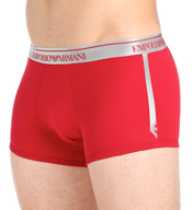 Emporio Armani Metal Elastic Band Cotton Stretch Brief 1114915A