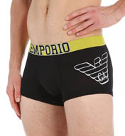 Emporio Armani Eagle Stretch Cotton Trunk 1118665P