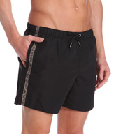 Emporio Armani Taped Logo Swim Shorts 2111185