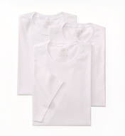 Fruit Of The Loom Big Man Core 100% Cotton Crew T-Shirts - 3 Pack 2790
