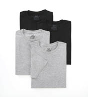 Fruit Of The Loom Tall Man's 100% Cotton Crew T-Shirts - 2 Pack 2790TMG