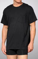 Fruit Of The Loom Pocket T-Shirts - 4 Pack 4P30362