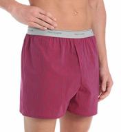 Fruit Of The Loom Men's Assorted Cotton Blend Woven Boxers - 5 Pack 5P550