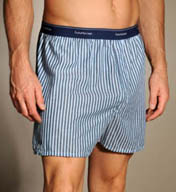 Fruit Of The Loom Tartan/Plaids Woven Boxers - 3 Pack BL550