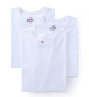 Hanes Big Mens Original Cotton Crew T-Shirts - 3 Pack 2135X