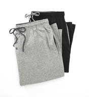 Hanes Big Man Classics 100% Cotton Knit Pant - 2 Pack 4047B