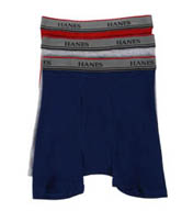 Hanes Boys Boxer Briefs - 3 Pack MC7403