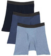 Hanes X-TEMP Boxer Briefs - 3 Pack UTB1A3