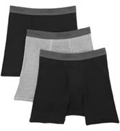 Hanes X-Temp Cotton Performance Boxer Briefs - 3 Pack UTB1B3