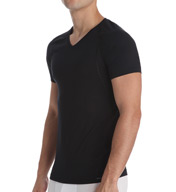 Hanro Urban Touch Micromodal Short Sleeve Shirt 73133