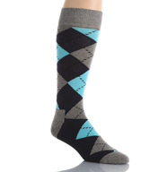 Happy Socks Combed Cotton Argyle Crew Sock AR01-693