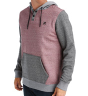 Hurley Getaway Cotton Fleece Pullover MFT4850