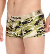 Intymen Sleek Camo Boxer Brief 5837