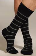 JM Dickens Preppy Stripe Socks 10002