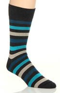 JM Dickens Bright Stripe Sock 10053