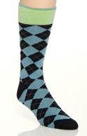 JM Dickens Argyle Sock 10071
