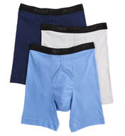 Jockey Stay Cool Classic Athletic Midway Briefs - 3 Pack 8803
