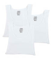 Jockey A-Shirts - 3 Pack 9955