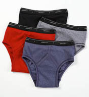 Jockey Low Rise Briefs - 4 Pack 9966
