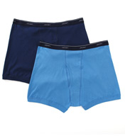 Jockey Big Man 100% Cotton Boxer Brief - 2 Pack 9974
