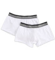 Kenneth Cole Super Fine Cotton Trunks - 2 Pack RN54M03