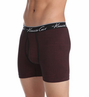 Kenneth Cole Liner Cube Cotton Boxer Brief RNM3120