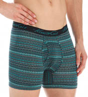 Kenneth Cole Digital Weave Knit Boxer Brief RNM3121