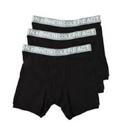 Kenneth Cole Reaction Base Boxer Briefs - 3 Pack REM8201