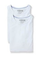 Kenneth Cole Reaction REAL COOL Stretch Cotton Crew T-Shirts - 2 Pac REM8702