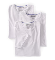 Kenneth Cole Reaction Essentials 100% Cotton Crew - 3 Pack REM8704