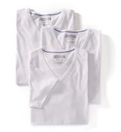 Kenneth Cole Reaction Essentials 100% Cotton V-Neck - 3 Pack REM8804