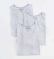 Kenneth Cole Reaction REAL LASTING Cotton Tank - 3 Pack REM8903