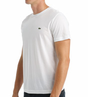 Lacoste Pima 100% Cotton Crew Neck Short Sleeve T-Shirt TH5275-51