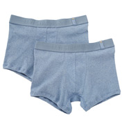 Levis Cotton Spandex Ribbed Trunk - 2 Pack LV323